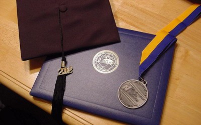 univerity diploma