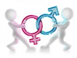 Gender Tug'o'War