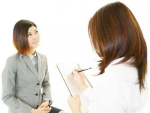 A candidate's body language in an interview can be revealing.