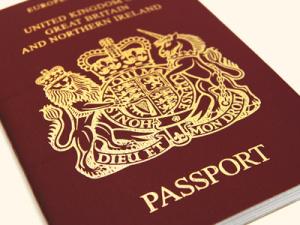 Can a headhunter demand a copy of my passport?