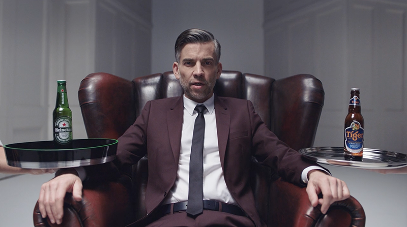 Lessons from Heineken's Game-Changing Recruitment Campaign