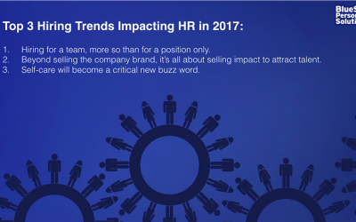 3 Top Hiring Trends That'll Impact HR in 2017